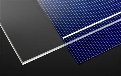 Textured Solar Glass