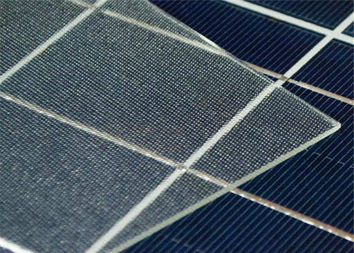 Textured PV Glass