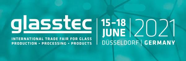 Glasstec 2020 postponed to June 15th – 18th, 2021