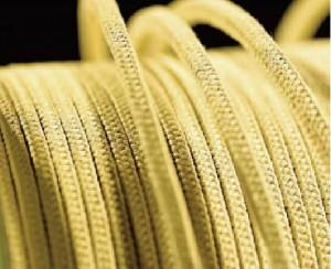 Square Kevlar Cords